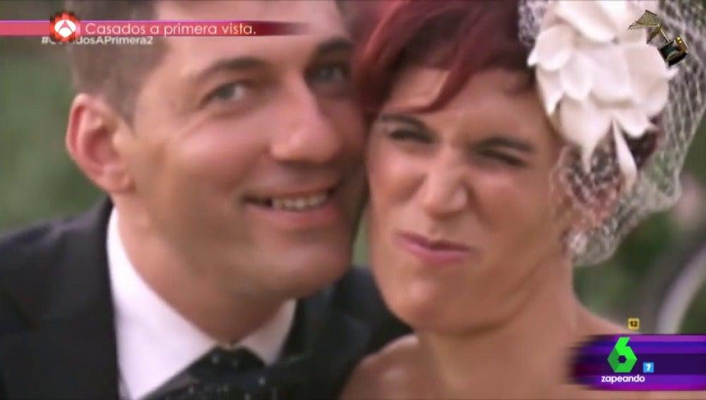 Frame 61.793836 de: 'Divorciados a primera vista' , cuarto vídeo finalista al mejor momentazo de los premios Zapeando
