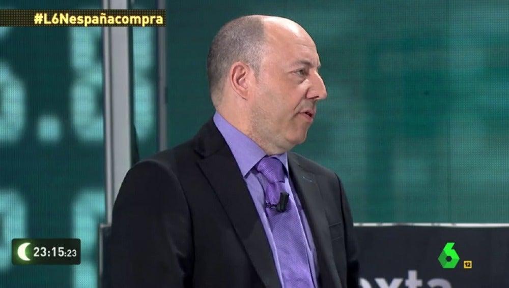 """Frame 16.227686 de: Gonzalo Bernardos: """"Ahora se puede comprar vivienda con menos de un 30% del salario"""""""