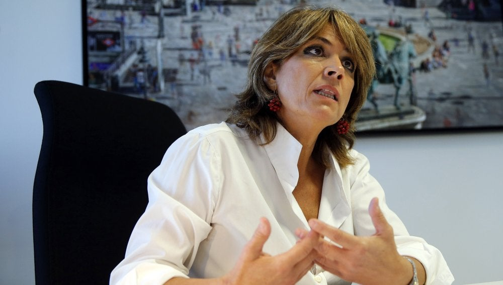 Dolores Delgado, fiscal de terrorismo antiyihadista de la AN
