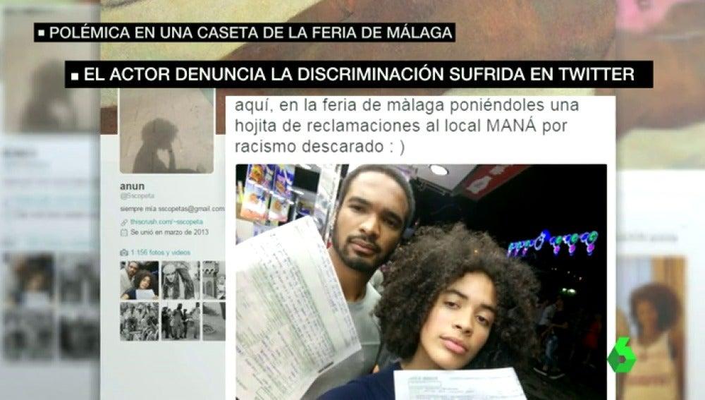 Frame 46.912826 de: RACISMO FERIA