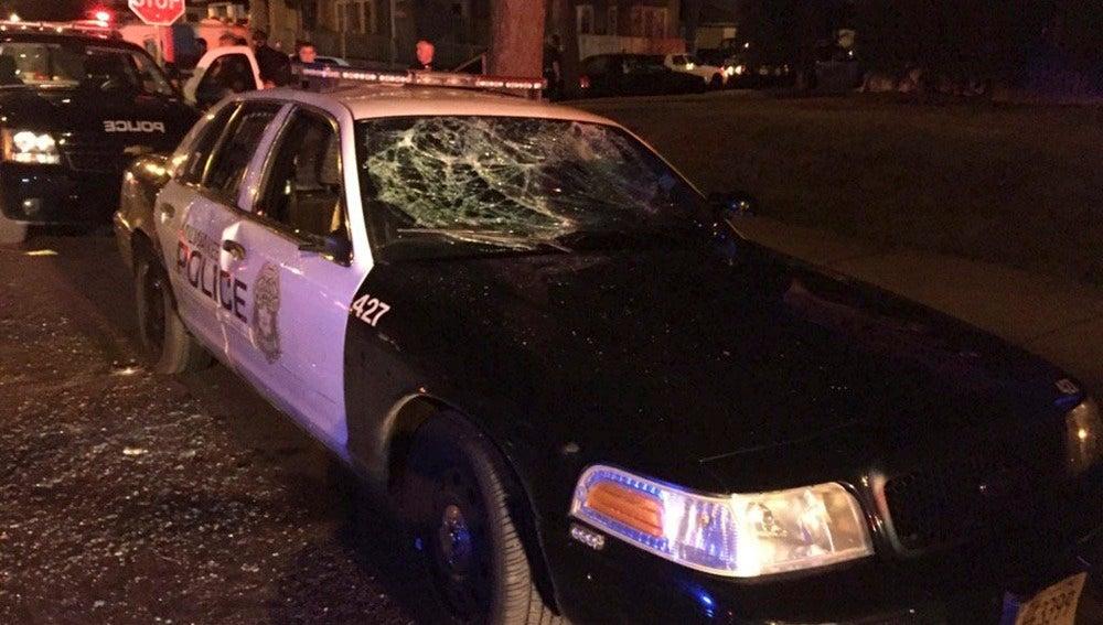 Protestas por la agresión racial en Milwaukee