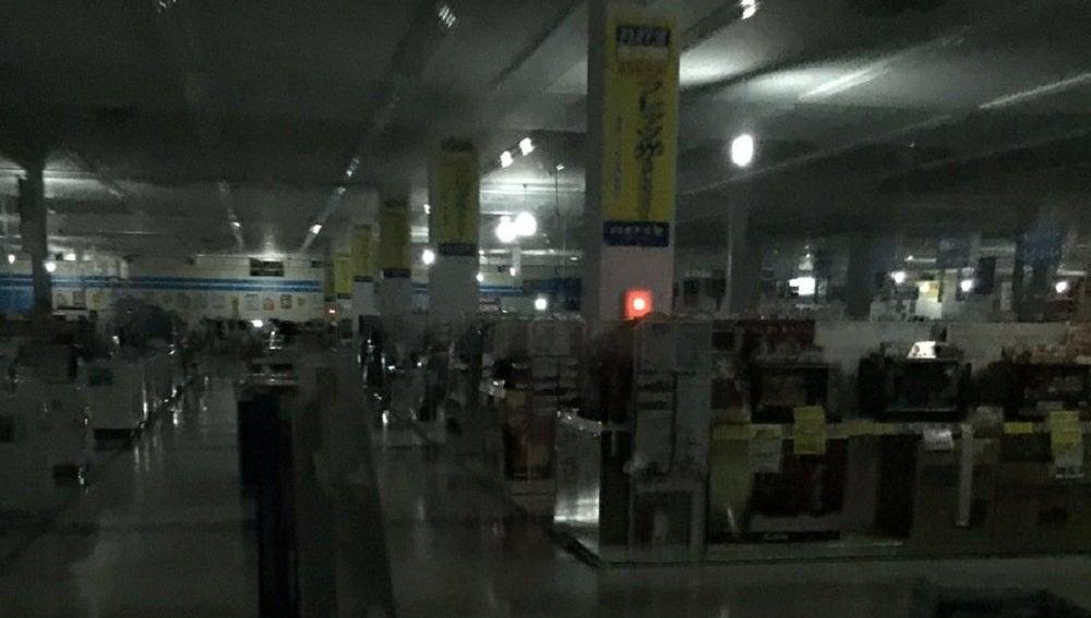 Un hombre se queda encerrado en una tienda de Japón tras dormirse en un sillón de masajes