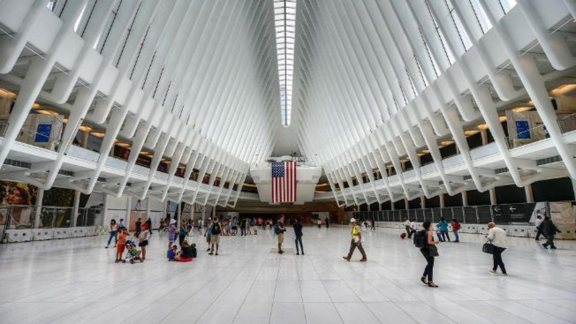 Tienda de Apple en el World Trade Center