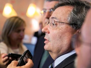El director de la Organización Nacional de Trasplantes (ONT), Rafael Matesanz