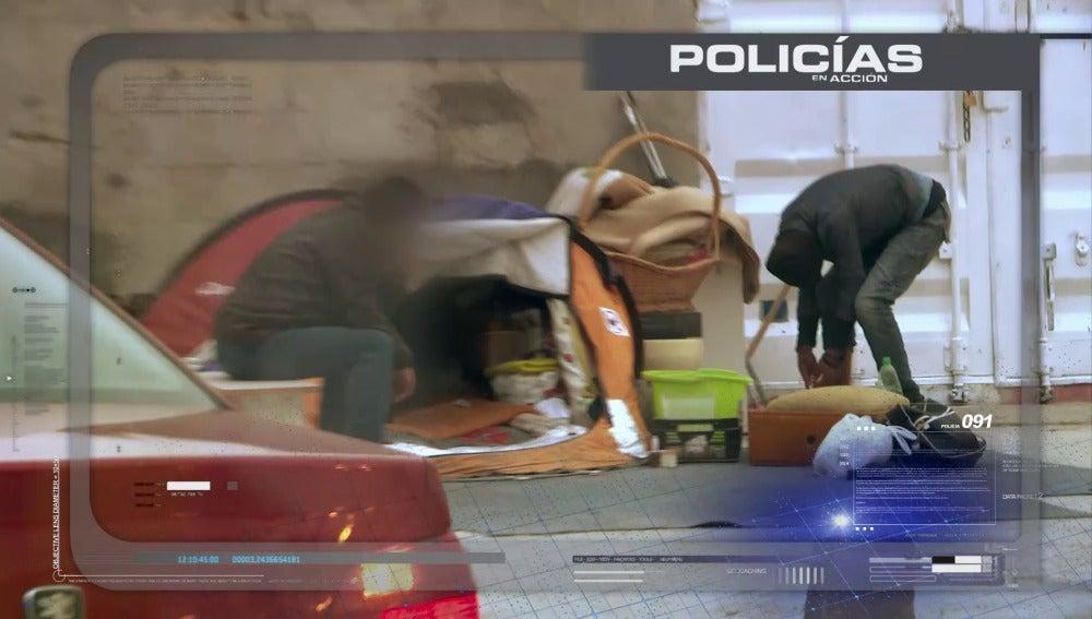 Nuevo capítulo de Policías en acción