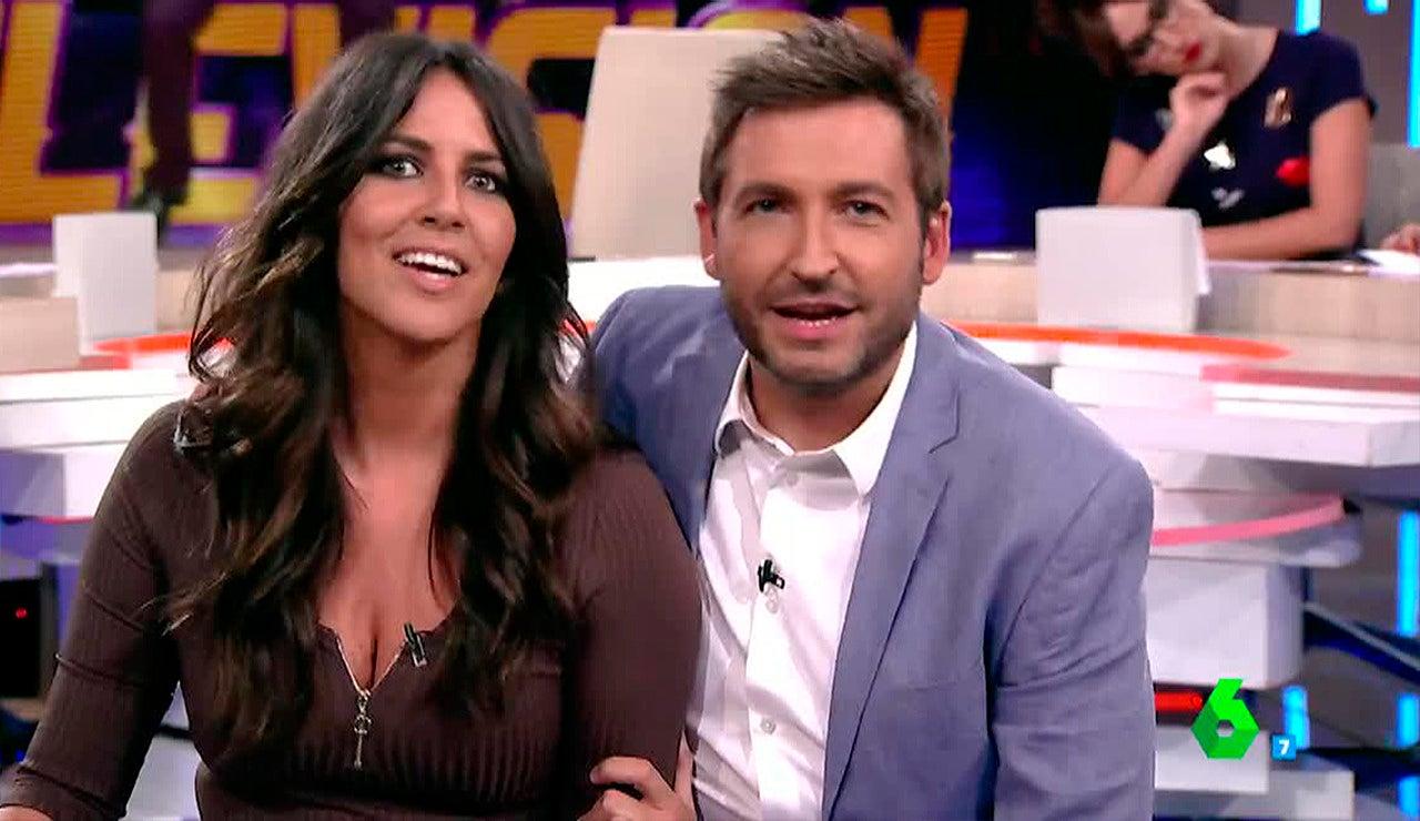 Irene Junquera y Frank Blanco