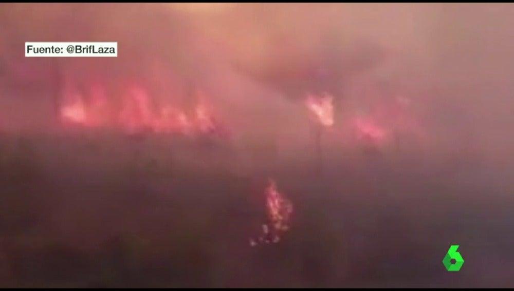 Frame 1.398056 de: incendio ourense
