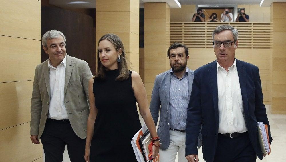 Comité de negociación de Ciudadanos