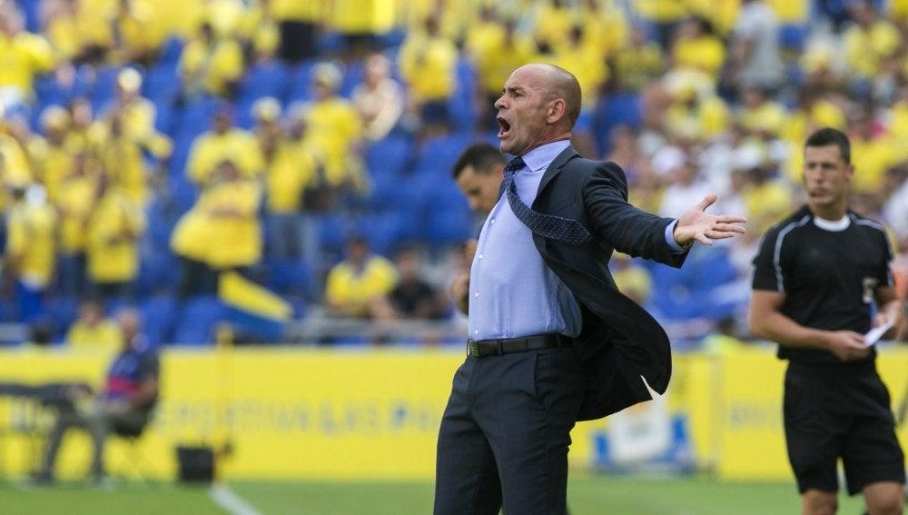 Paco Jémez se inculpa de la manita de la UD Las Palmas al Granada