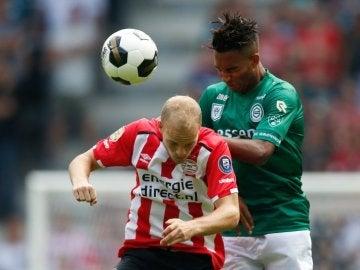 El PSV contra el Groningen