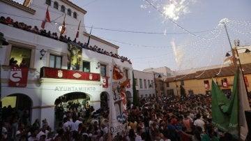Pregón de las fiestas de San Sebastián de los Reyes