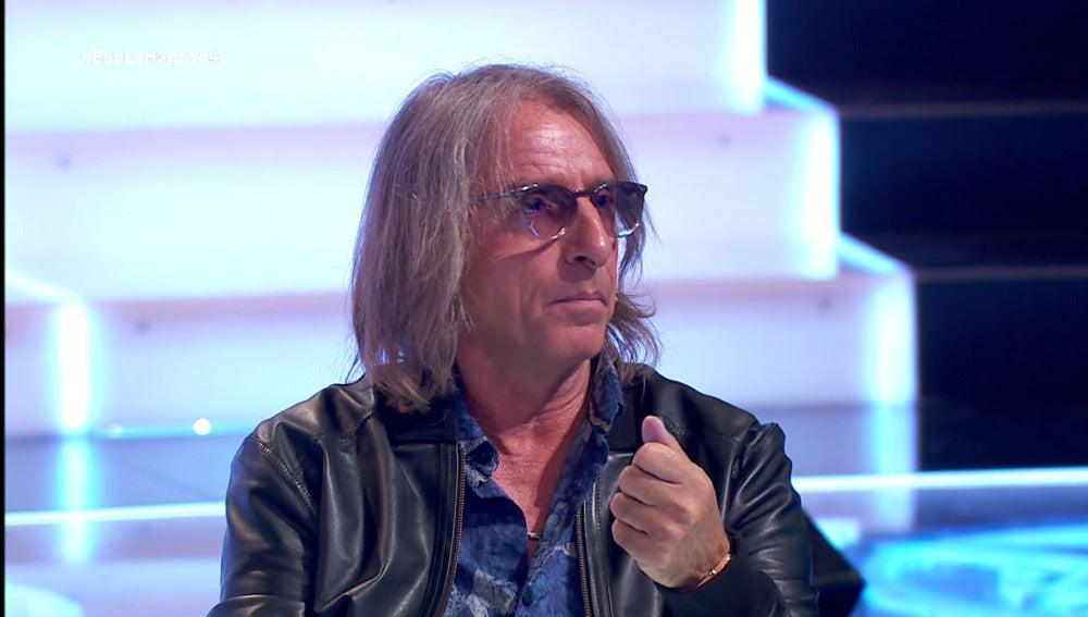 Giorgio Aresu no se muestra satisfecho con la actuación de Elisabeth