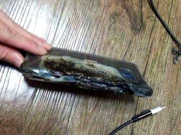Samsung retira todos sus Galaxy Note 7 por problemas con la batería