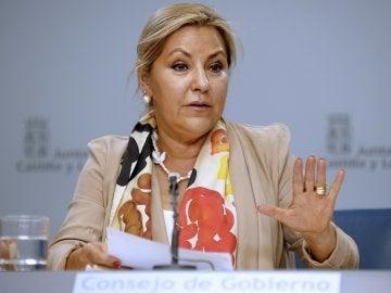 Rosa Valdeón, vicepresidenta de Castilla la Mancha