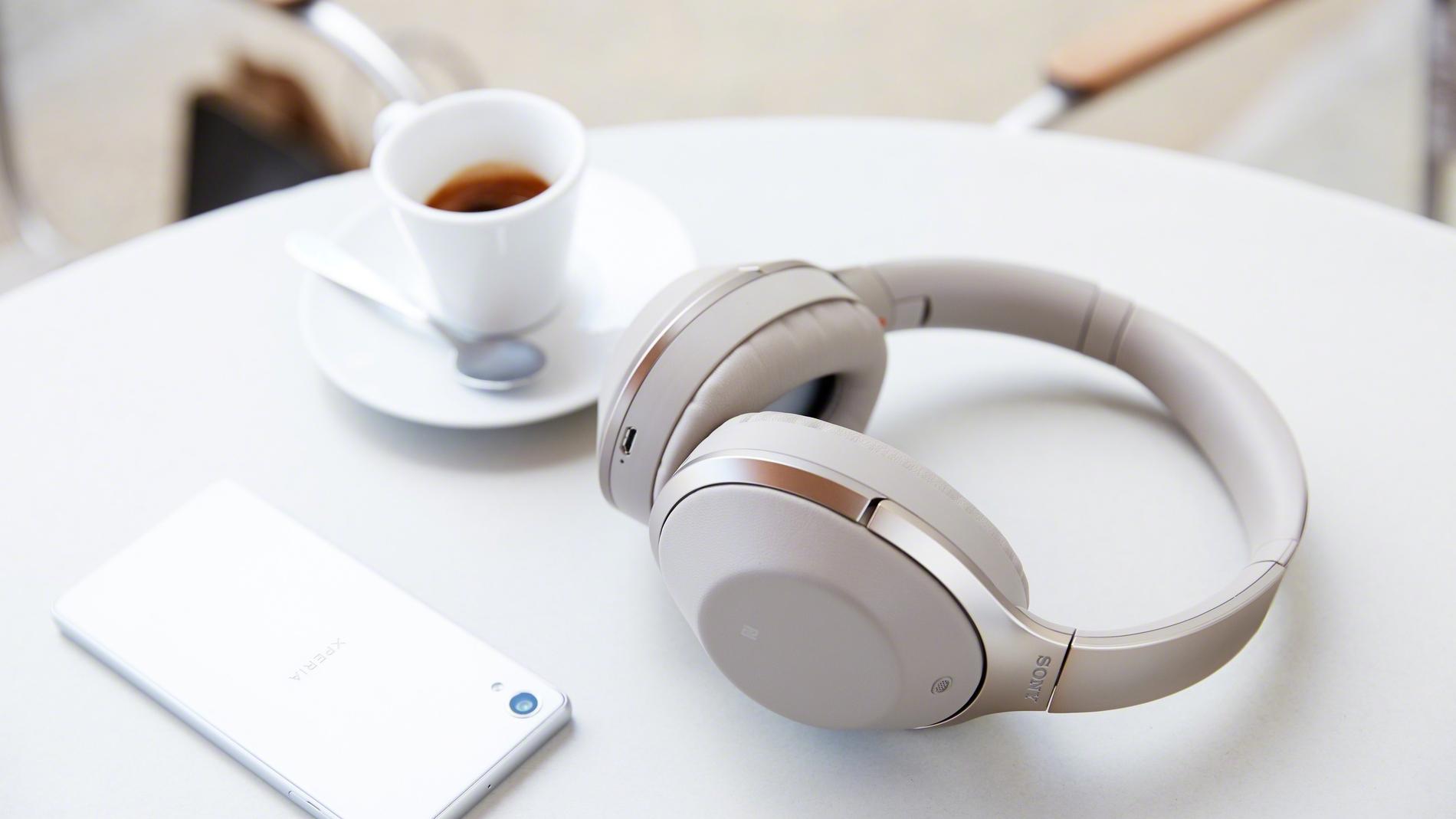 Sony MDR-1000X, los últimos auriculares inalámbricos con tecnología de cancelación de ruido de la marca japonesa