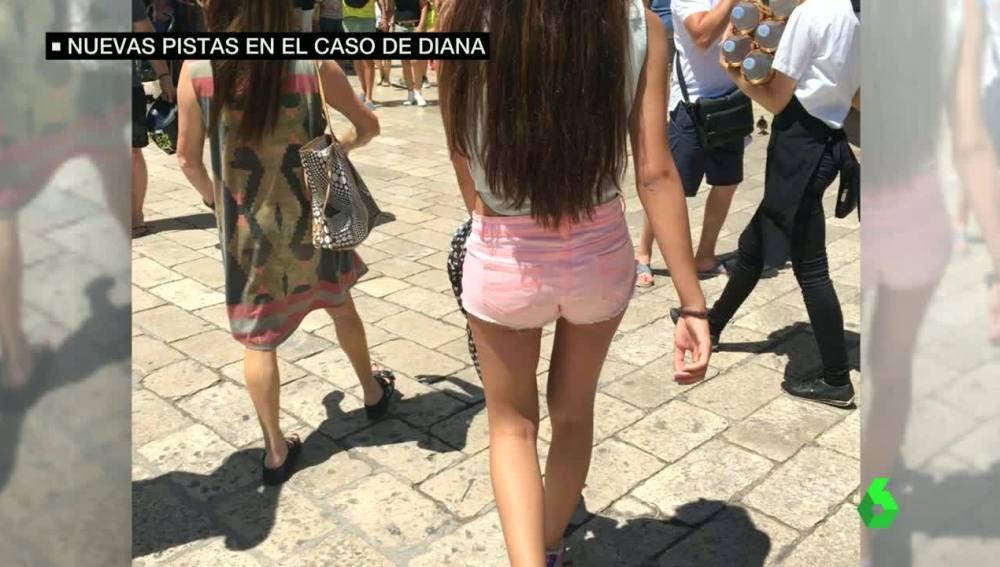 Pantalones de Diana Quer