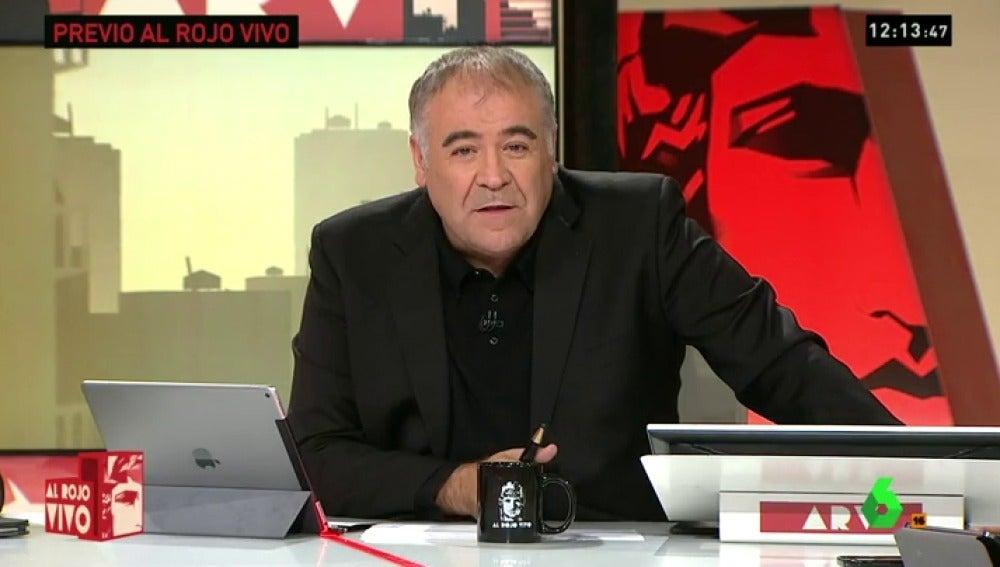 """Ferreras: """"La tomadura de pelo del Gobierno persiste. Nos intentan vender que el enchufe al mentiroso Soria se ha hecho limpiamente"""""""