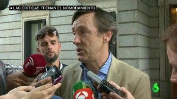 """Frame 14.116087 de:  El PP defiende la legalidad del puesto de Soria en el Banco Mundial tras su renuncia: """"Tenía suficientes méritos"""""""