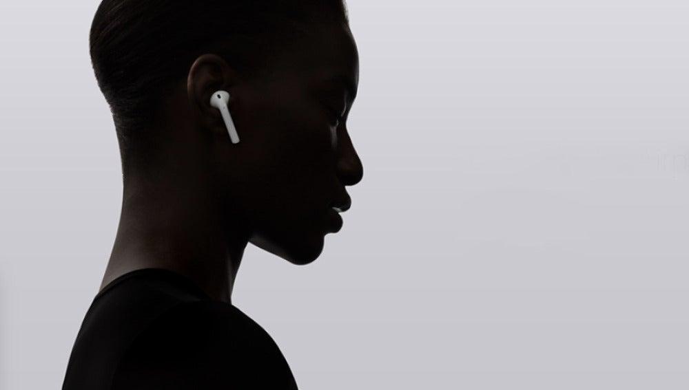 Los nuevos AirPods del iPhone 7