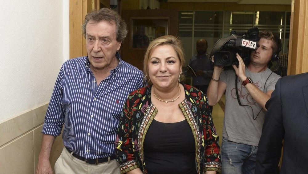Rosa Valdeón tras ser arrestada por triplicar la tasa de alcohol en sangre permitida