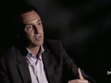 Unai Emery, entrenador del PSG, en 'Magazine Champions'