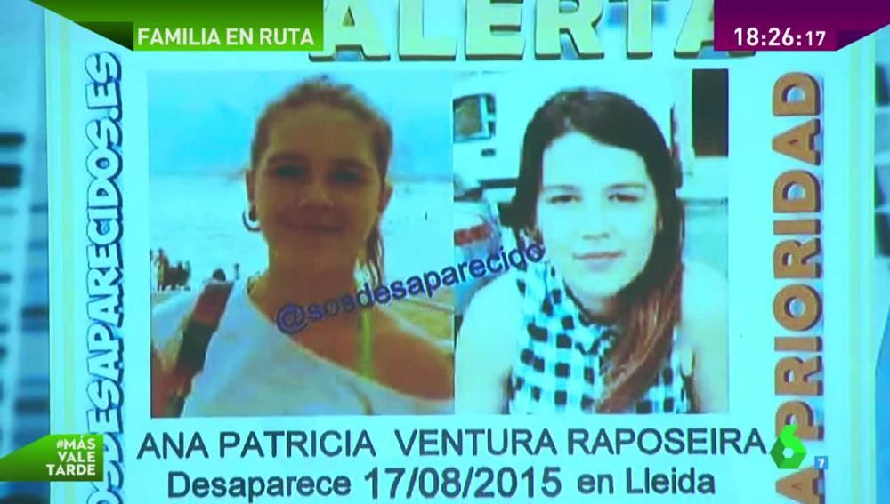 Tras la pista de Patricia Ventura, desaparecida hace un año en Lleida tras fugarse de un centro de menores