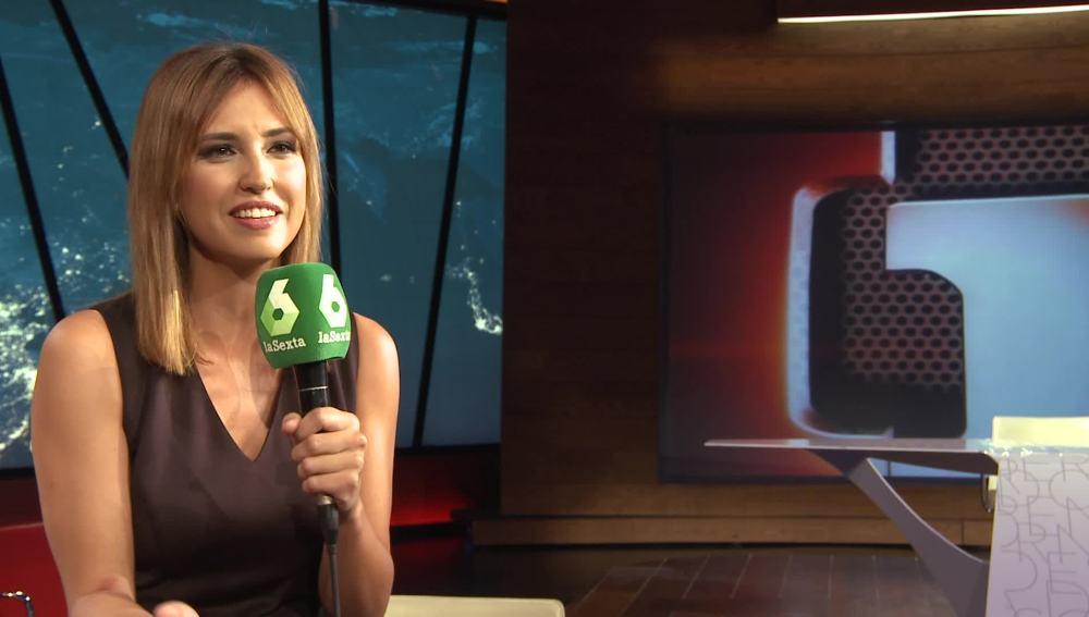 Entrevistamos a Sandra Sabatés