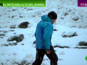 Frame 60.808106 de: El Dhaulagiri y el Shisha Pangma, los dos retos del alpinista Carlos Soria para alcanzar los 14 'ochomiles'