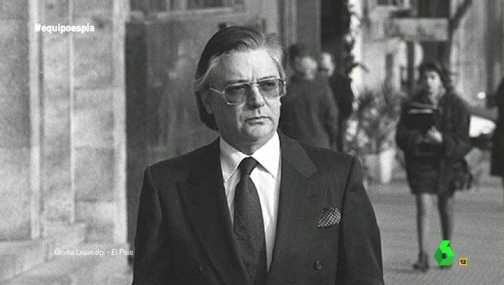 Frame 199.633031 de: El día en que Francisco Paesa ayudó a escapar a Roldán por un millón de dólares y a blanquear su dinero sucio