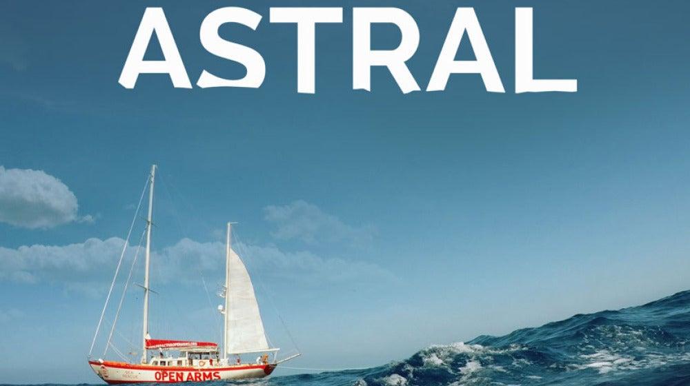 Cartel de 'Astral', la película de Salvados