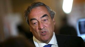 El presidente de la Confederación Española de Organizaciones Empresariales (CEOE)