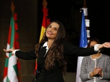 La actriz Ángela Molina ha recibido el Premio Nacional de Cinematografía