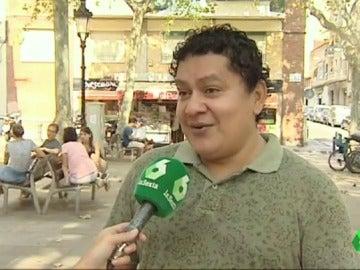 """Frame 53.418469 de: Homosexuales de Honduras y El Salvador piden protección en España: """"Te cortan la cabeza y te sacan el pellejo"""""""