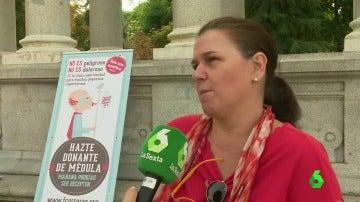 """Frame 24.309288 de: Marta, madre de un niño trasplantado de médula: """"Donar médula es sencillo. Todos podemos hacerlo"""""""