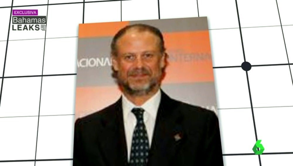 El conocido empresario asturiano Guillermo Fierro aparece vinculado a seis sociedades en Bahamas