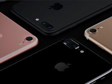 Imagen del iPhone de Apple