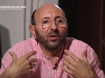 Ginés Jesús Hernández, expapa del Palmar de Troya