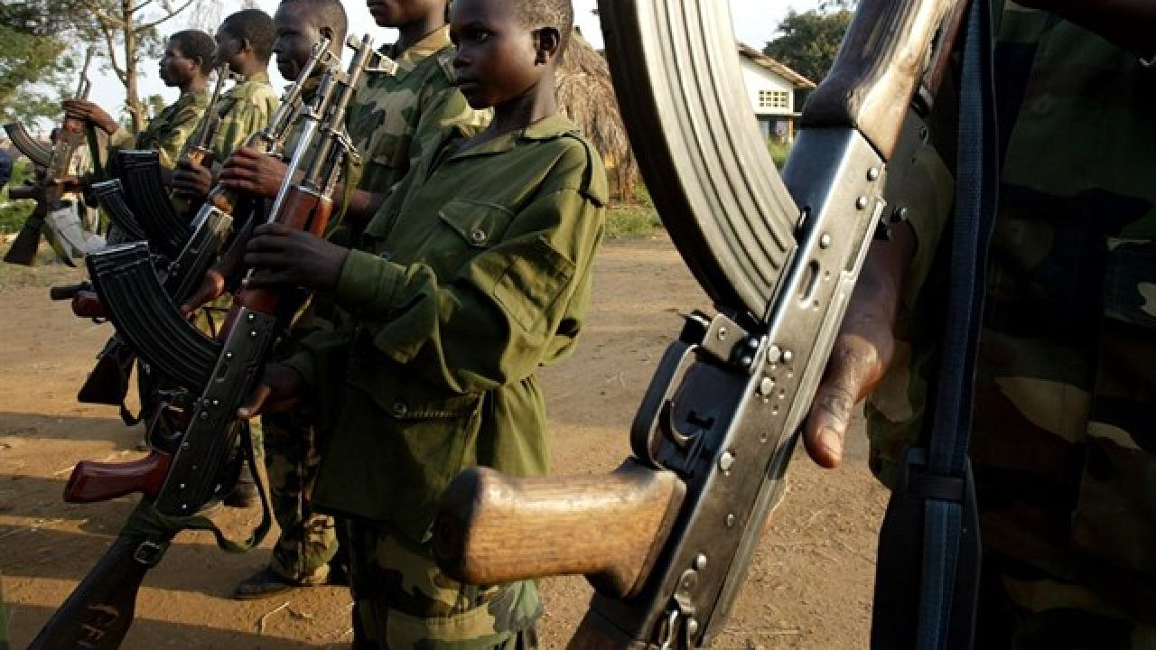 Liberan a 21 niños soldado detenidos en Sudán desde 2015 | LA SEXTA TV - NOTICIAS