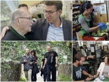 Jornada de reflexión en Galicia