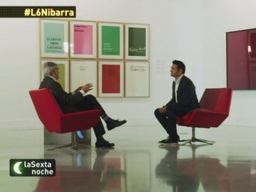 """Frame 81.380291 de: Rodríguez Ibarra: """"Cuando oigo a Pablo Iglesias proteger a Pedro Sánchez, pienso ¡ay qué risa, María Luisa!"""""""
