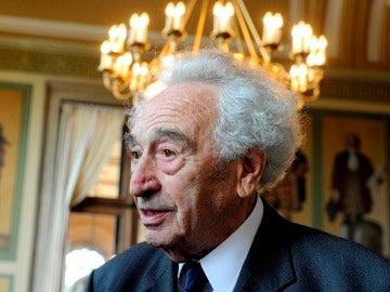 Max Mannheimer, superviviente de Auschwitz