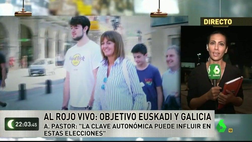 """Frame 162.297806 de: Ana Pastor: """"Los partidos apelan a la prudencia y no quieren mojarse hasta el cierre de los colegios"""""""