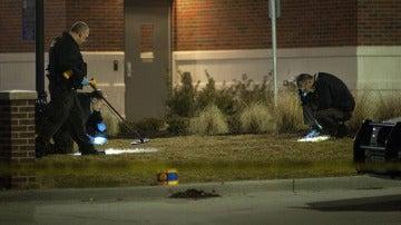 Imagen de archivo de gentes de Policía