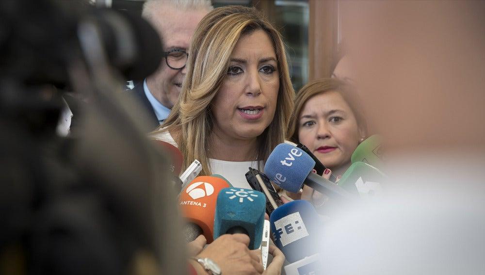 Susana Díaz en una imagen de archivo