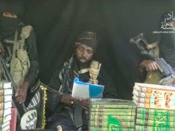 Abubakar Shekau, líder del grupo yihadista nigeriano Boko Haram
