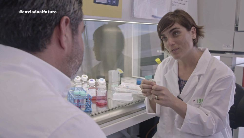 Nuria Montserrat, investigadora de regeneración de órganos en el Instituto de Bioingeniería de Barcelona