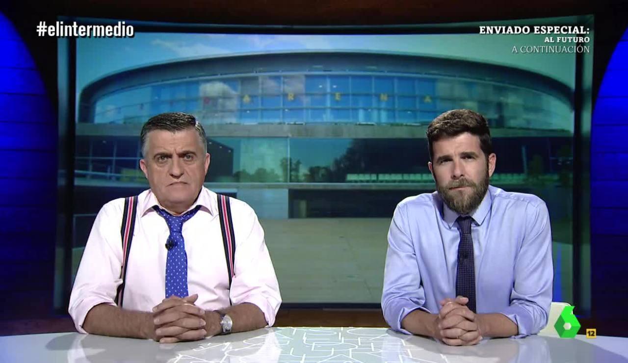 Gonzo entrevista a las madres de una de las víctimas del Madrid Arena
