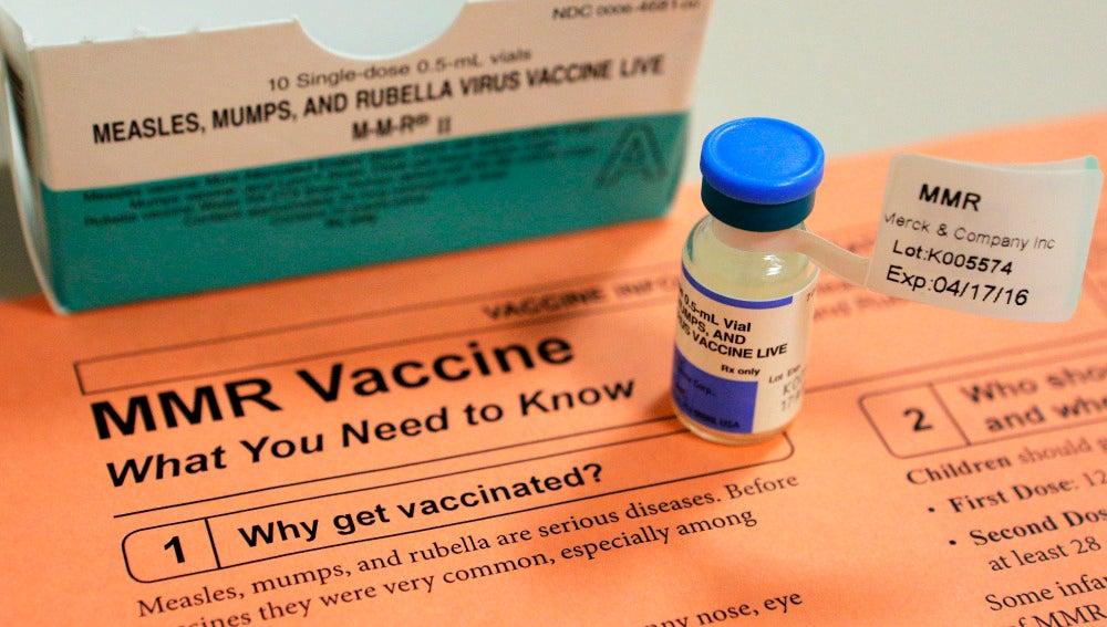 Vacuna contra el sarampión