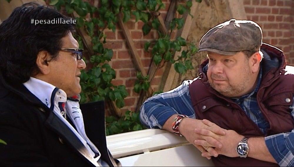 Alberto Chicote busca una solución para Fermín