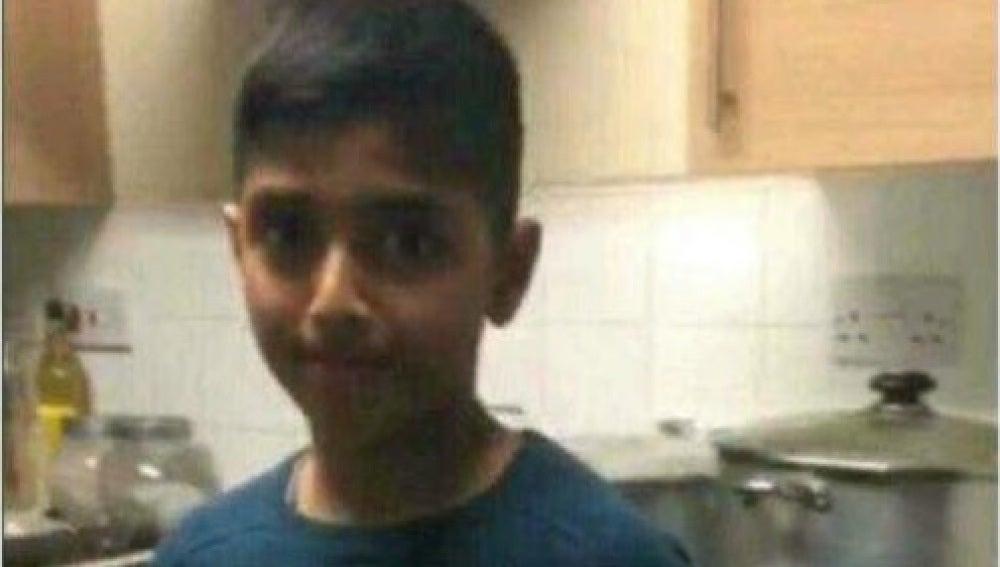 Asad Khan, el niño de 11 años que se ha suicidado